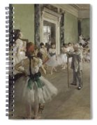 Ballet School Spiral Notebook