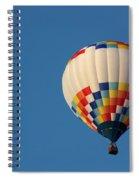 Balloon-6954 Spiral Notebook