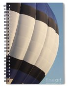 Balloon-bwb-7378 Spiral Notebook