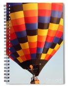 Balloon-color-7277 Spiral Notebook