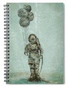 Balloon Fish Spiral Notebook