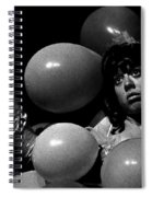 Balloon Girl University Of Arizona Production Of Gypsy Tucson 1968 Spiral Notebook