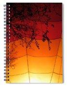 Balloon Glow Spiral Notebook