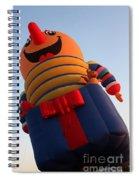 Balloon-jack-7660 Spiral Notebook