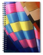 Balloon Patterns Spiral Notebook