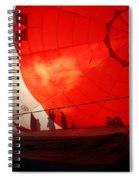 Balloon Shadows 2 Spiral Notebook