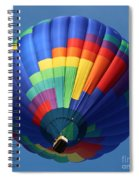 Balloon Square 2 Spiral Notebook