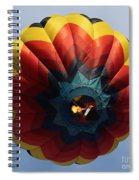 Balloon Square 3 Spiral Notebook