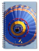 Balloon Square 4 Spiral Notebook