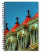 Balloon Top Spiral Notebook