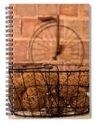Balls In The Basket Spiral Notebook