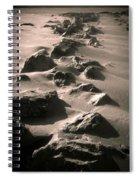 Bally B Desert Spiral Notebook
