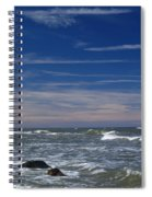 Baltic Sea Spiral Notebook