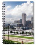 Baltimore Maryland Spiral Notebook