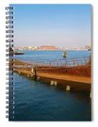 Baltimore Museum Of Industry Spiral Notebook