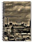 Baltimore Spiral Notebook