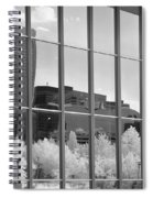 Baltimore Skyline Spiral Notebook