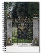 Bamberg Gate Spiral Notebook