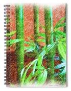 Bamboo #1 Spiral Notebook