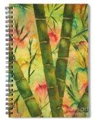 Bamboo Garden Spiral Notebook
