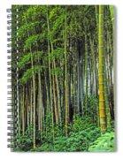 Bamboo Hill Spiral Notebook