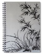 Bamboo Impression Spiral Notebook
