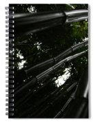 Bamboo Skies 5 Spiral Notebook