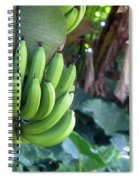 Banana Tree Spiral Notebook