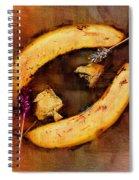 Bananas Pop Art Spiral Notebook