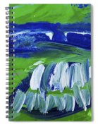 Bandit Teeth Spiral Notebook