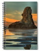 Bandon Photographer Spiral Notebook