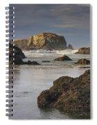 Bandon Sea Stacks Spiral Notebook