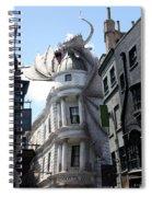 Bank Guard Spiral Notebook