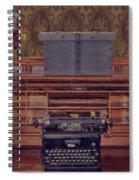 Bank - Secretary Spiral Notebook