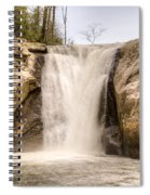 Banner Elk Covered Bridge 37 Spiral Notebook