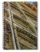 Bannon Diamond 05 Spiral Notebook