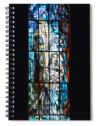 Baptism Of Jesus  Spiral Notebook