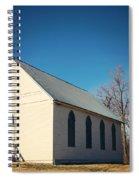 Baptist Church Spiral Notebook