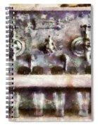 Bar - For A Real Jerk Spiral Notebook