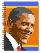 Barack Spiral Notebook