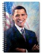 Barack Obama Spiral Notebook