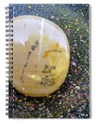 Barack Obama Venus Spiral Notebook