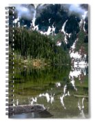 Baranof Lake Spiral Notebook