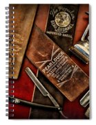 Barber - Barber Tools Of The Trade Spiral Notebook