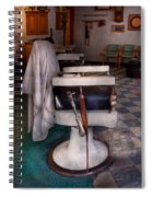 Barber - Frenchtown Nj - We Have Some Free Seats  Spiral Notebook