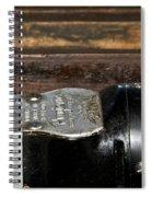 Barber Shop 2 Spiral Notebook