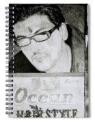 The Barber Shop Spiral Notebook