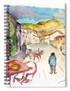 Barca De Alva Street 01 Spiral Notebook