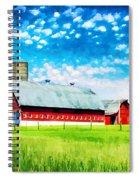 Bardstown Kentucky Spiral Notebook