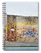 Barefooting  Spiral Notebook